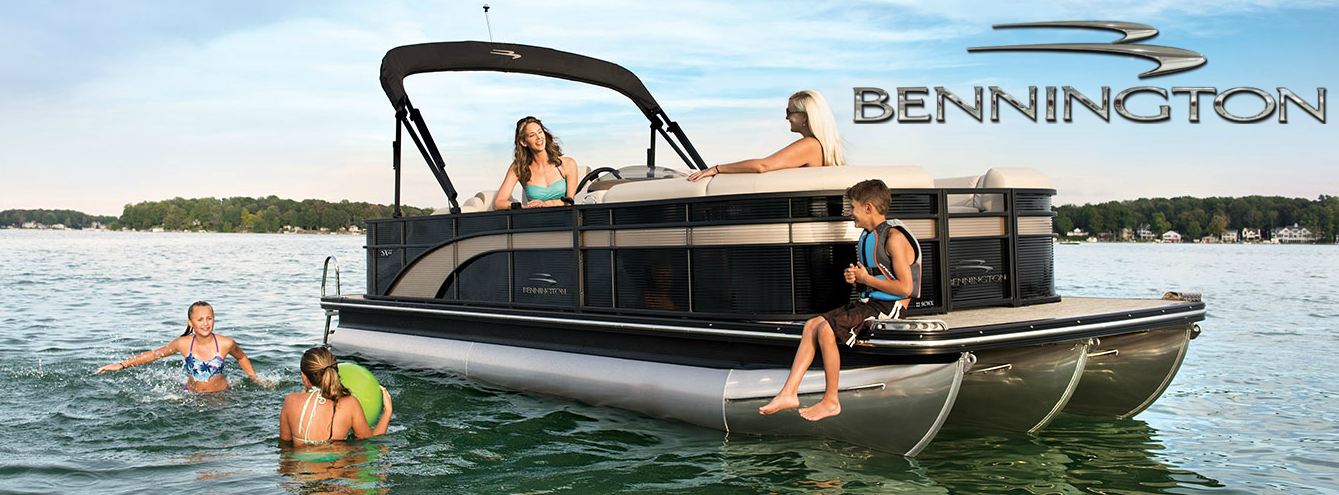 Bennington Pontoons The Great Outdoors Marine
