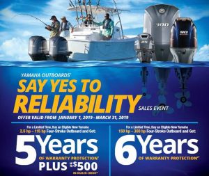 say yes to reliability